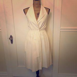 Halston vintage dress